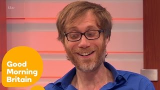 Stephen Merchant On The David Brent Movie | Good Morning Britain