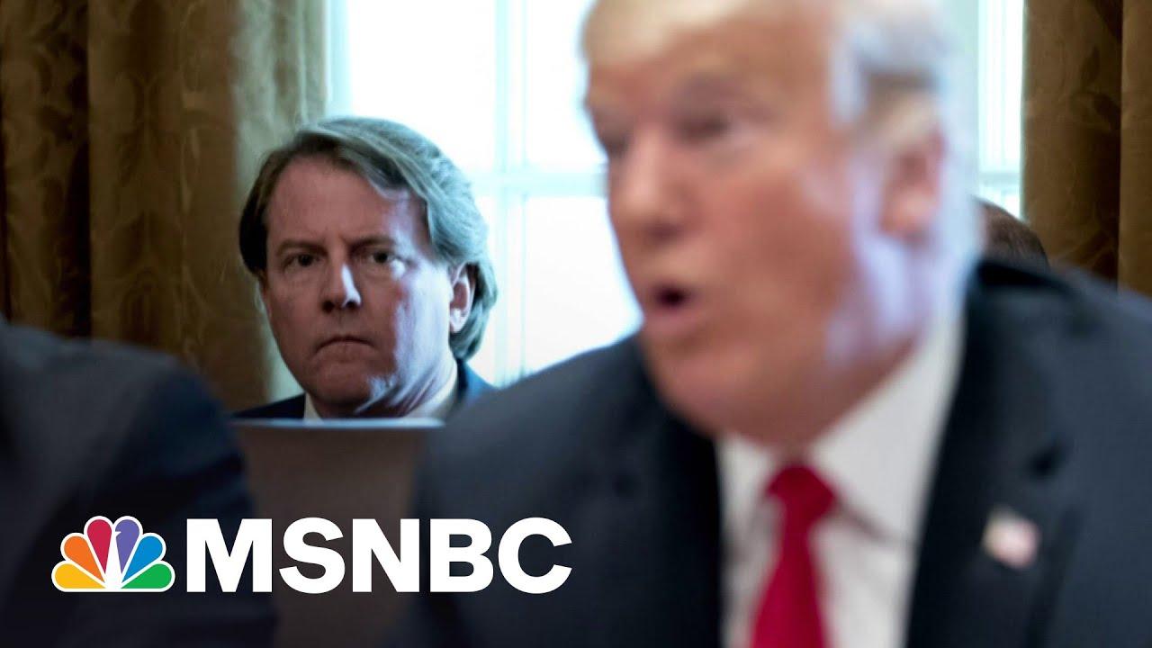 Legal Jeopardy Intensifies For Trump And Ally Matt Gaetz | MSNBC