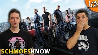 Top 5 Fast and the Furious Movies - Schmoes Know