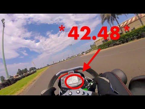 (POV) FASTEST LAP: 42.48   Indy 800 Kart Track