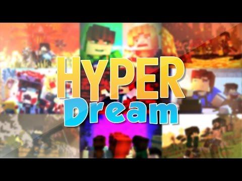 Hyperdream Studios - 2016 Animation Reel (Minecraft Animations)