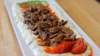 كباب تركي , طريقة عمل  كباب علي نازك Turkish Kebab
