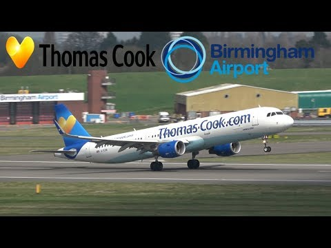 Thomas Cook Airlines Flight 992 (BHX to Hurghaha)