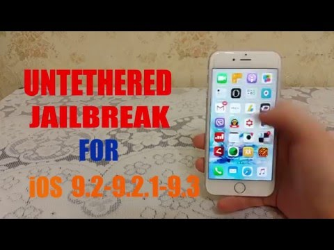 iOS 9.2-iOS 9.2.1- iOS 9.3-iOS 9.3.1 and iOS 9.3.2 Jailbreak News,Update !!