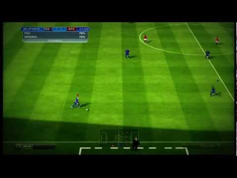 FIFA 13 with commentary