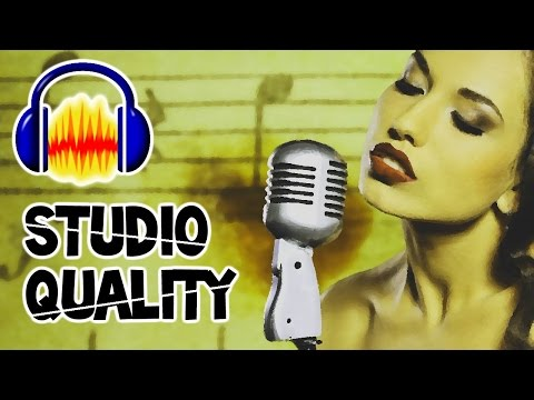 Make ANY Microphone Sound STUDIO QUALITY!!! -