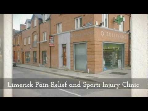 Ligament Sprain-Limerick Pain Relief and Sports Injury Clinic