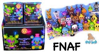 Download ФНАФ! Тайный Аниматроник в Черном Свете! Моя Коллекция! Видео для детей! Детский мультик FNAF Video