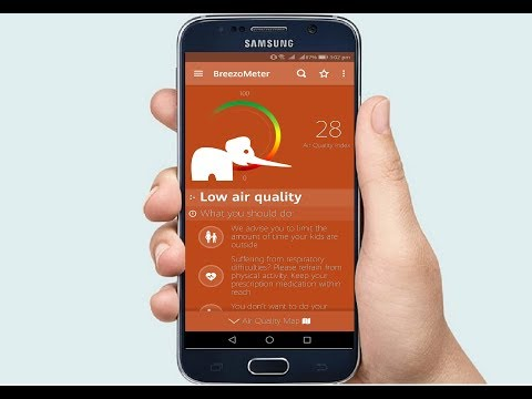 How to Check All Cities Air Quality Index by Using Android Phone