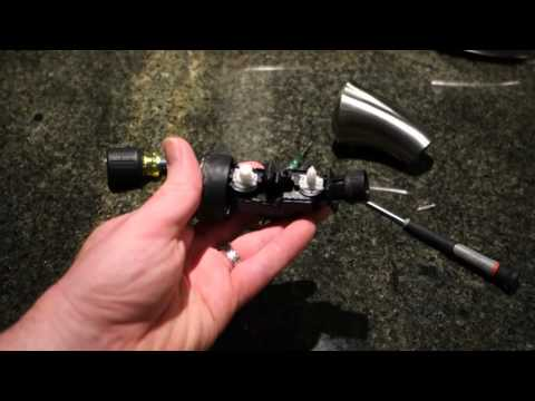 Disassembly and repair of Delta Touch2O Sprayer