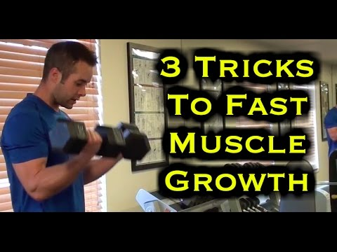 How To Build Muscle ► How To Gain Muscle ► Progressive Soccer Training