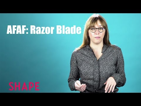 AFAF: Razor Blade