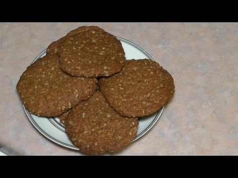 Delicious and Easy ANZAC Biscuits