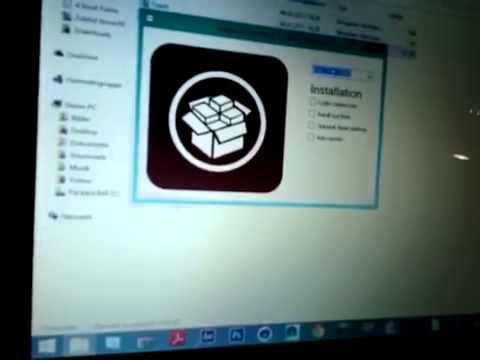 Tool Jailbreak iOS 8.1.3