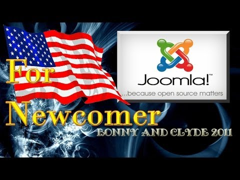 Joomla 3.2 Tutorial #2 - How to install an great template on Joomla and configure it