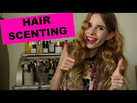 HOW TO MAKE YOUR PERFUME LAST LONGER? HAIR SCENTING! | Tommelise