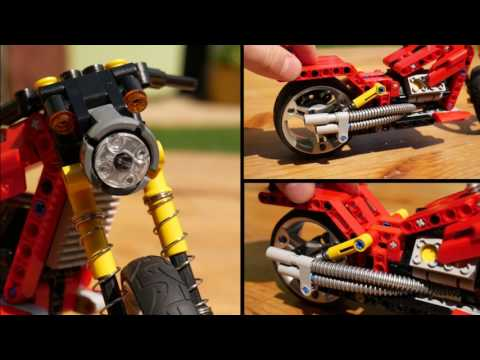 Lego Technic Chopper [MOC]