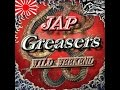 Jap Greasers Wild Weekend The Rockin Rebels Cover