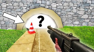 YOU WON'T BELIEVE WHATS ON THE OTHER SIDE! (Gmod Prop Hunt)