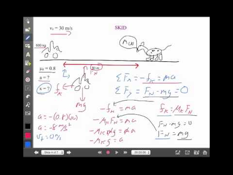 Friction Lecture 2