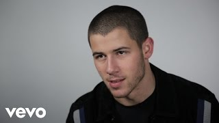 Nick Jonas - Close (Vevo Show & Tell)