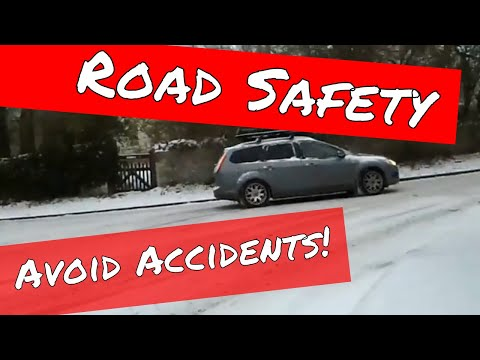 Avoid accidents! - the Physics of Road Safety