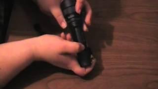 WindFire® S16 2000 Lumen Waterproof Flashlight x264