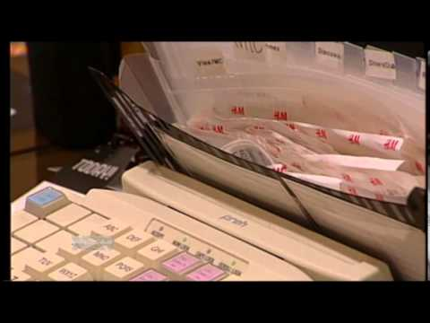Nightly Business Report: Investing in Credit Card Companies