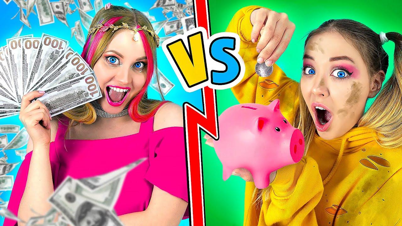 RICH vs BROKE student – Funny musical by La La Life