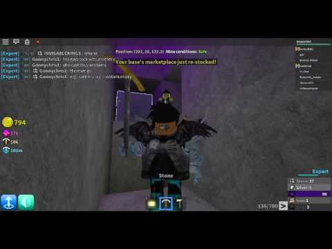 Roblox Azure Mines and Illuminati temple