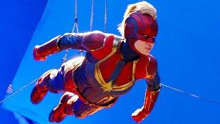 Captain Marvel DELETED & BONUS Scenes + Bloopers