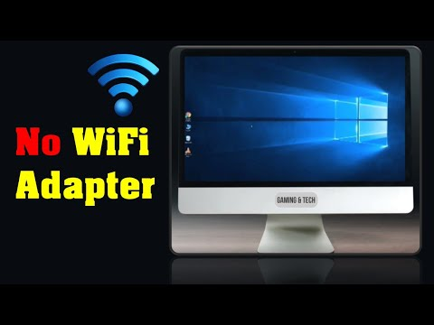 Free Internet Wi-Fi Hotspot How to Connect in Desktop without wireless adapter