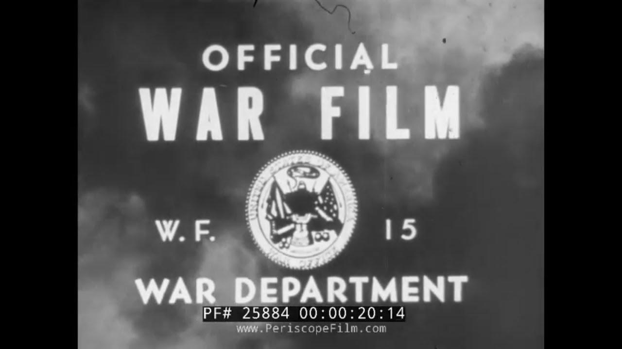 WWII  WAR FILM 15  ROLL OF HONOR  GSAP CAMERA   MUNDA ASSAULT 25884