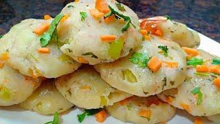 दही सूजी का नाश्ता बिना तेल का स्वादिस्ट इतना रोज बनाकर खायेगे - Dahi Suji Ka Nasta