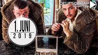 TOP 20 Deutschrap CHARTS | 1. Juni 2019