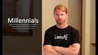 Being a Millennial - Ultra Spiritual Life episode 63