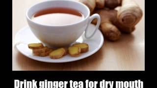 9 Treatments For Dry Mouth