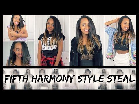 Fifth Harmony Style Steal - Hair, Makeup, & Outfit Ideas | Stema Hair