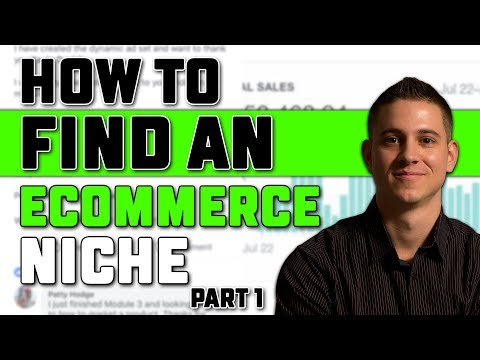 How to Find a Shopify Niche in 2018 | How to Find a Trending Profitable eCommerce Niche in 2018!