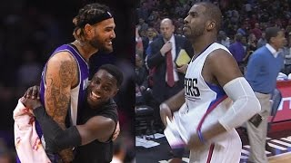 Willie Cauley-Stein Game Winner! Clippers Blew 18 Point Lead!