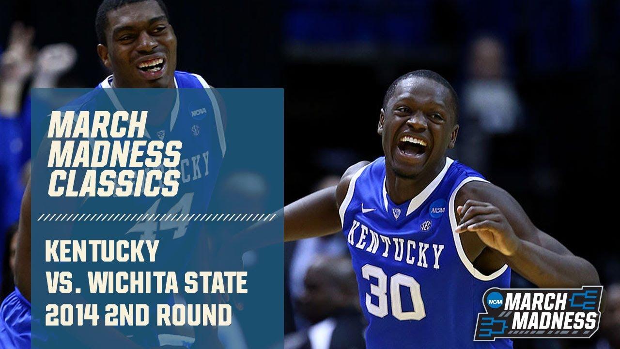 Kentucky vs. Wichita State: 2014 NCAA tournament | FULL GAME