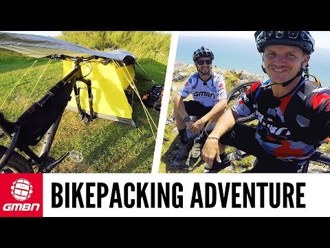 Blake Samson And Neil Donoghue Go Bike Packing | Welsh MTB Adventure