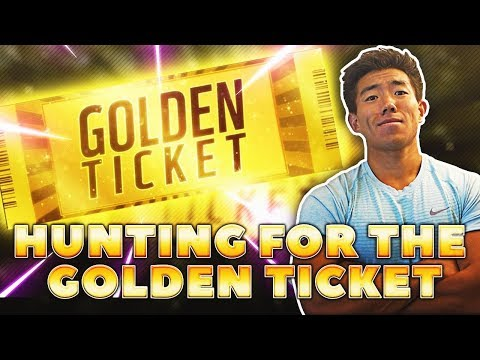 HUNTING FOR THE GOLDEN TICKET! YOU WON'T BELIEVE WHAT HAPPENS! Madden 18 Ultimate Team
