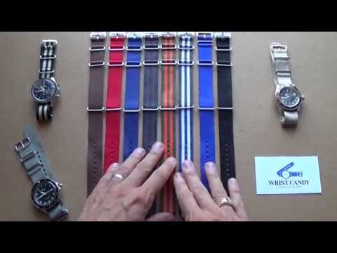 A Nato Strap Special - Best Place to Buy, A Guide On How To Fit Them & What To Look For