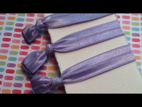 Create a Trendy Ponytail Holder - Beauty - Guidecentral