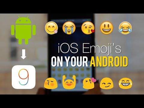 iOS Emojis Across Your Whole Android Device [Root]