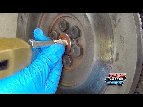 How to Remove a Pilot Bearing with Bread