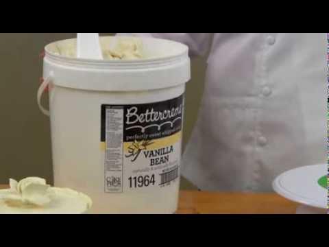 Vanilla Bean Bettercreme 8-inch Double Layer Cake