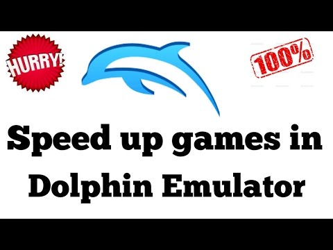 How to speed up games in Dolphin emulator on android(GameCube and Wii emulator)