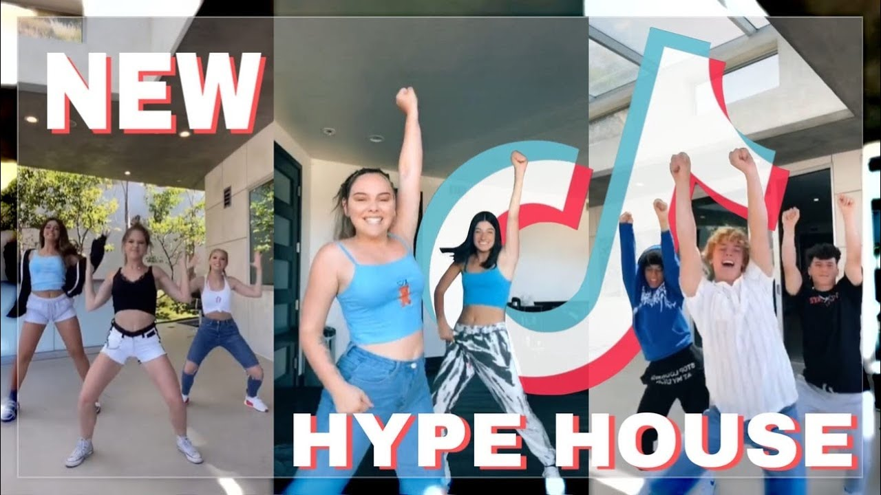 The Hype House TikTok Dance Compilation